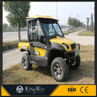 4 wheels electric all terrain vehicle