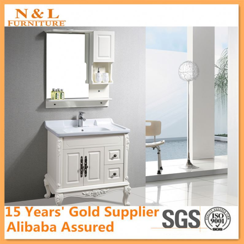 2015 china multifunction assemble portable plastic bathroom cabinet