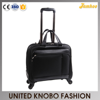 1680D trolley luggage carry-on laptop trolley bag