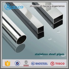 Fast Delivery food grade stainless steel pipe + manufacturer!!!