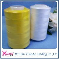 100% Polyester Colour Sewing Thread for Bag