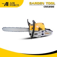 AF CS5200 High Performance Portable Gasoline Chain Saw 5200