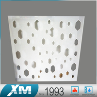 Hot Sale Hospital Decorative Aluminum Material Insulation Wall Panel For Bathroom