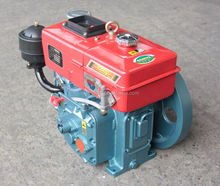 R180 7hp small water cooled diesel engine 161129