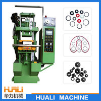 Vacuum oil seal machine