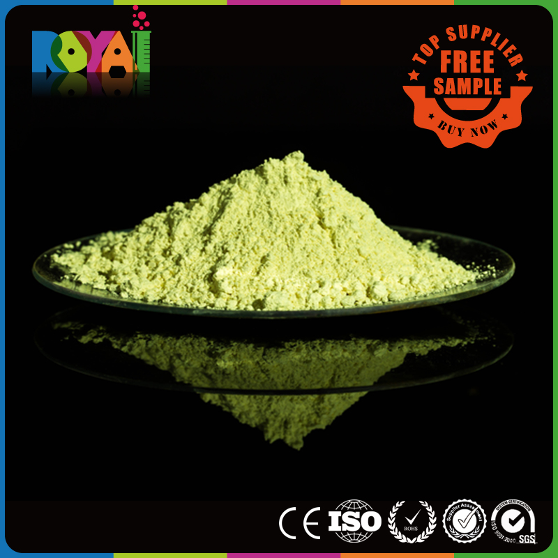 Royai Colors fluorescent optical brightener for polyester