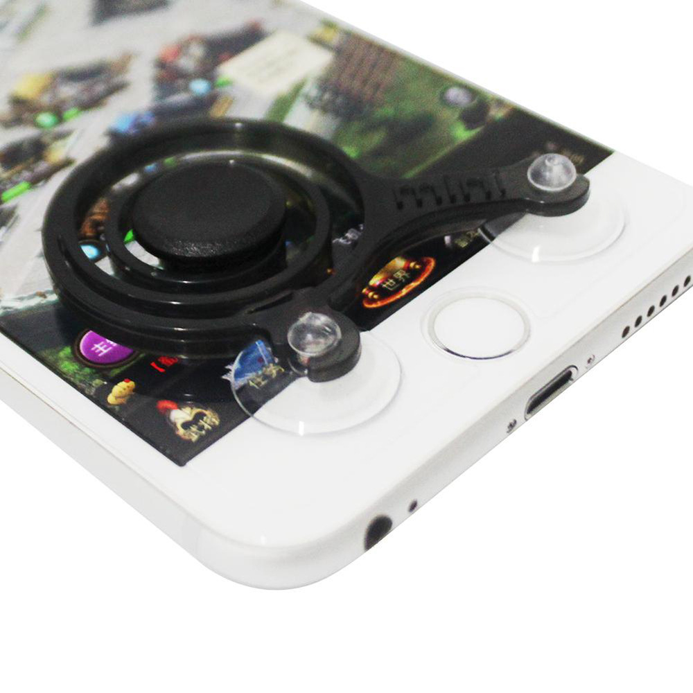 Hot Mobile Games Joystick for iphone 6 Andrews System Mobile Game Sucker Plastic Game Handle