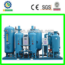High purity PSA oxygen gas plant