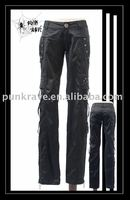 K-100 Boot Cut Pants from Punk Rave