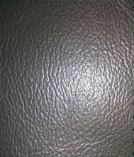 High abrasion-resistant soft dry-milled sofa upholstery synthetic leather