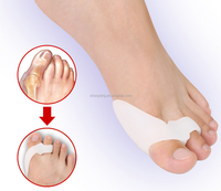 Footcare gel Bunion guard big toe protector bunion corrector finger straightener