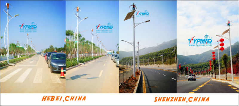 vertical axis wind turbine 600W 48V for home use