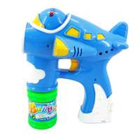 Outdoor toy magic bubble gun toys