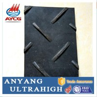portable uhmwpe temporary waterproof road mat