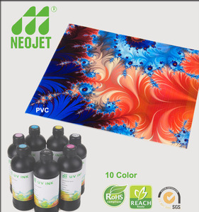QC080000 certified High quality 250 ml ink uv curable ink