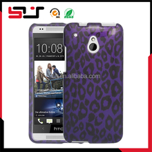 New products 2014 hard shockproof image printed back case cover for htc one mini