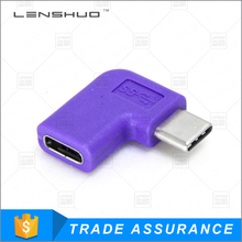 Factory price reversible USB 3.1 type c adapter with OTG function