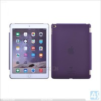 Transparent Hard Plastic Case for Ipad air 2, Clear Back Case for Ipad 6
