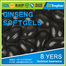 1000mg Chinese Ginseng Chewable Tablet Soft Gels