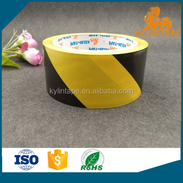 cheap price Floor Marking Use Red PVC Adhesive Detectable Warning Tape
