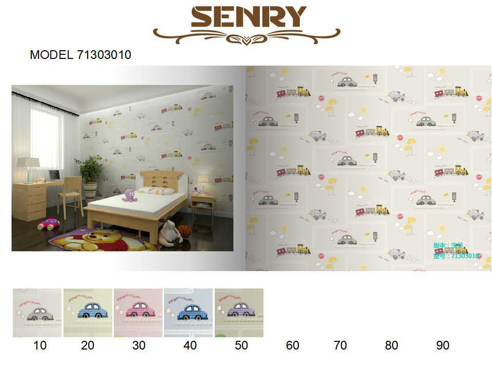 <Baby> 0.53m Catalogue Senry Wallpaper Catalogue Hot Selling