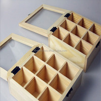 Box & Case Product Type and Box Type Wooden Essential oil box