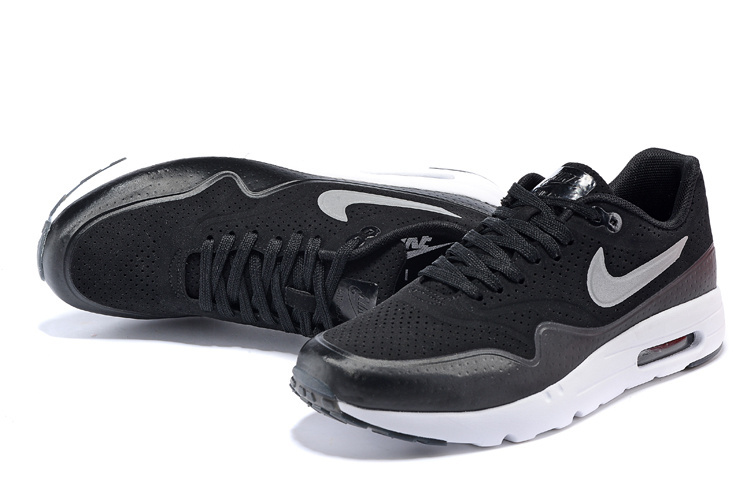 2015 Newest Nike Air Max 1 Ultra Moire Men Sports Running Shoes