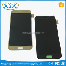 For Samsung galaxy S6 LCD screen replacement,Original LCD for Samsung galaxy S6,for samsung s6 lcd