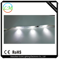 aluminum alloy body waterproof led rigid strip widely used in box lights