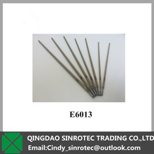Free sample! Less splash 3/32 1/8 5/32 Welding Electrode welding rod e6013 with ISO 9001 SONCAP PC