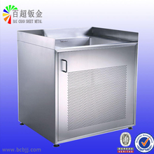 Fashion sheet metal fabrication for computer case electronic box made in China