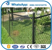 factory price dog pvc coated stainless steel wire mesh chain link fence China factory