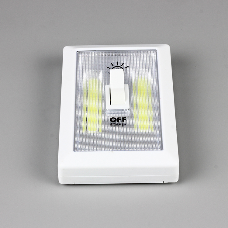 Wholesale hot sale wall led Lamp indoor magnetic COB closet switch light Home <strong>Appliances</strong>
