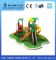colorful and cheerful cheap outdoor cat playground for kids
