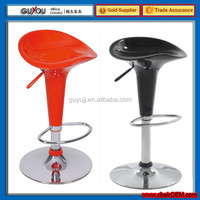 GY 905 New Design Fashionable ABS Plastic Bar Stool