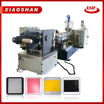 New Products Laboratory Small extruder machine