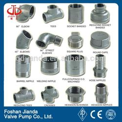 forged carbon steel pipe fittings elbow sch40
