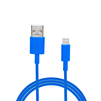 MFi certified manufacturer cheap price colorful pvc mfi cable c48 connector for apple