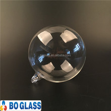 Clear Christmas glass Bauble Christmas ornaments ball