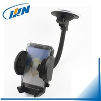 Universal Phone and Device Holders Car Phone Holder - Windshield Dashboard Mount for Smartphone, Mobile Phone, Cellphone, GPS