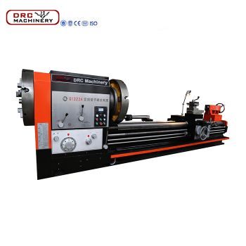 Newest High precision Pipe Thread Turning lathe Q1323A Oil Country Lathe Pipe Threading Lathe Machine For Sale