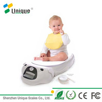 Bluetooth mechanical digital baby hanging BLE4.0 infant weighing baby scale for baby