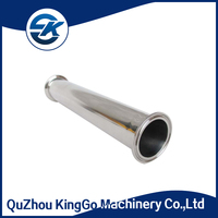 High quality sanitary stainless steel pipe spool