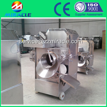 Crab meat extracting machine, crab shell removing and meat extracting machine