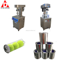 Manual Can Sealing Machine For Round Tin Can