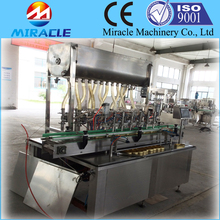 Factory price coconut oil filling and packing machine for sale for food production factory