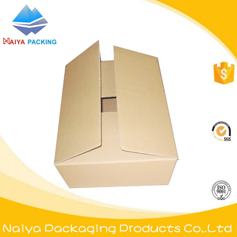 Color printed cardboard box for aluminum foil with saw blade and PVC window