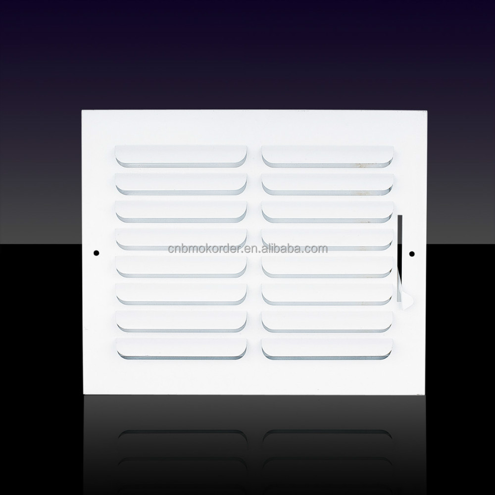 wholesale 4 way curved blade registers