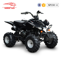 SP150-4 Shipao big power king quad atv