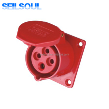 SSL-314 3P+E IP44 Waterproof Level Industrial Secure Electrical Socket